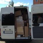 Autobusiuko krovinys